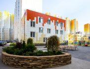Фотосъёмка жилого комплекса «Первый Зеленоградский»