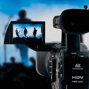 видеосъемка корпоративов